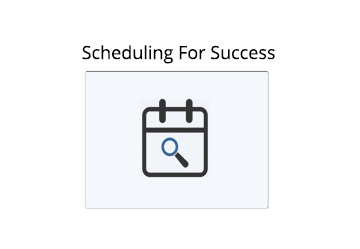 schedule success